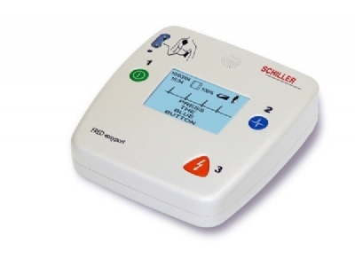 Schiller AED Defibrilatör Tamiri