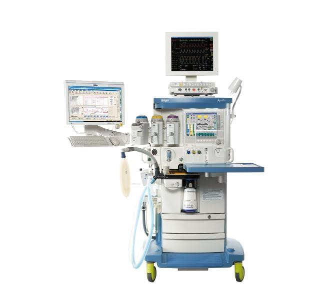Drager Apollo Anestezi Cihazı Tamiri