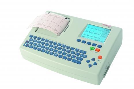 Schiller EKG Cihazı Tamiri