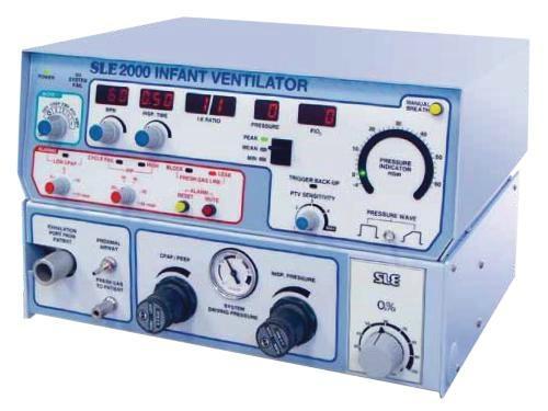 SLE 2000 Ventilatör Tamiri